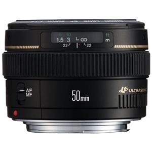 Canon EF 50mm f/1.4 USM Camera Lens